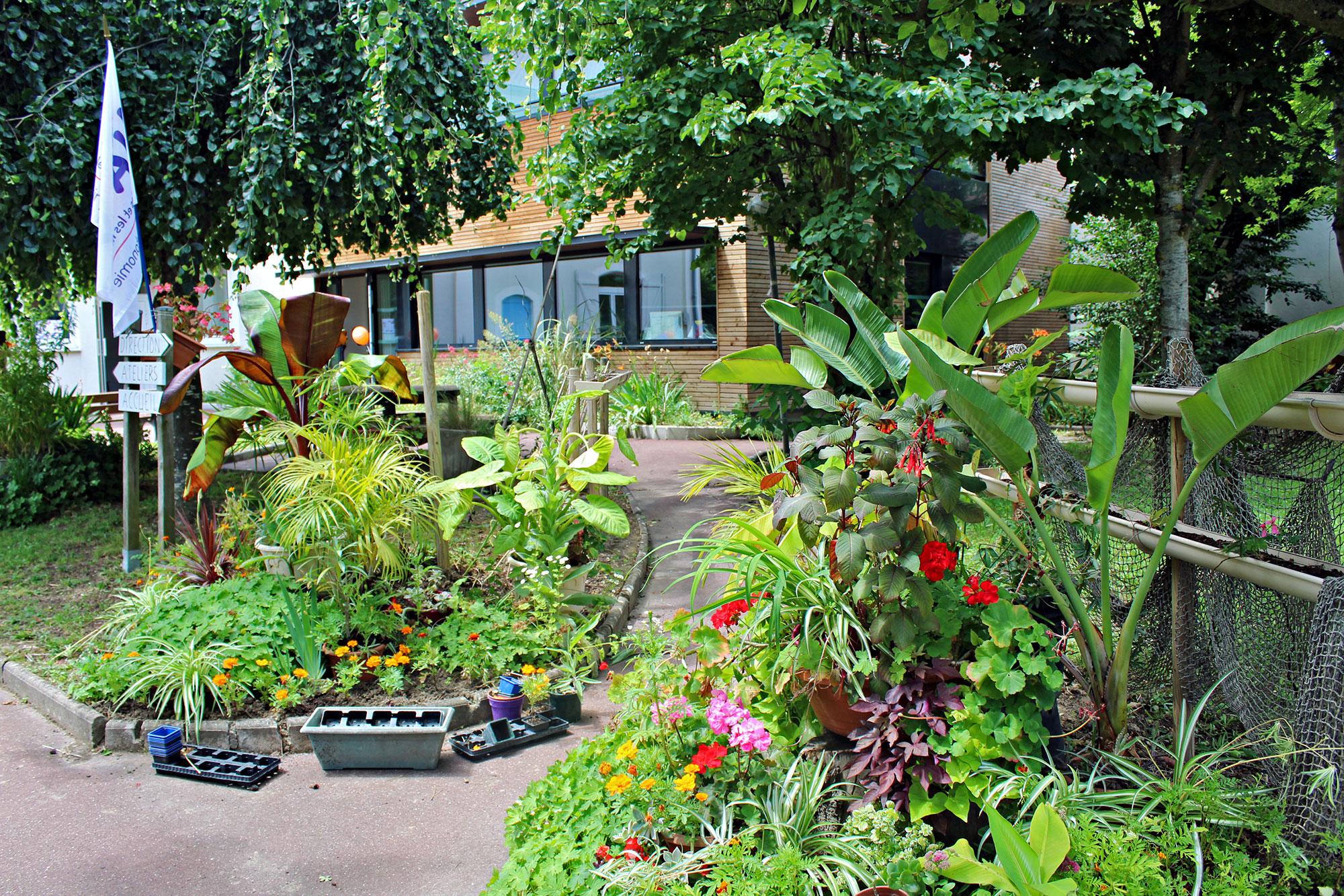 Jardin de l'IMPro