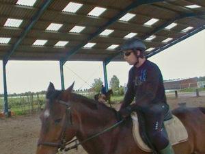 Equitation adaptée : afficher la photo
